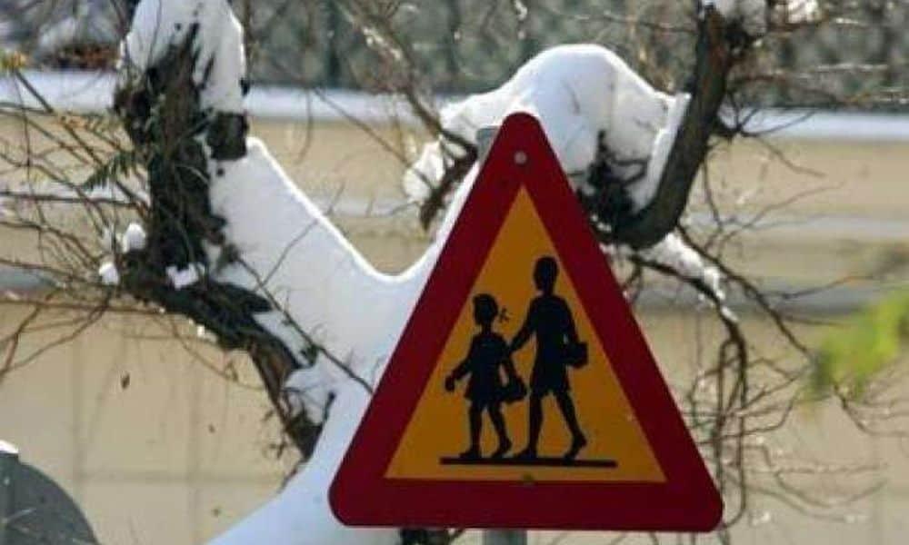 Νεότερη ανακοίνωση του Διευθυντή Διεύθυνσης Δ.Ε. Σερρών για την λειτουργία των σχολικών μονάδων  την Τετάρτη 09-01-2019